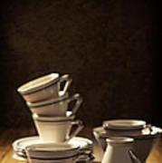 Teacups Poster