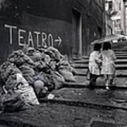 Teatro Poster