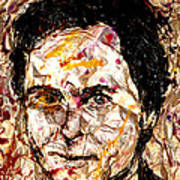 Ted Bundy Electric Poster
