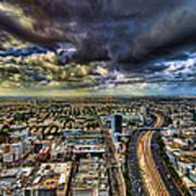 Tel Aviv Blade Runner Poster