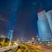 Tel Aviv Nights Poster