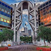 Tel Aviv Performing Arts Center Poster