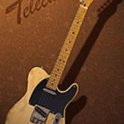 Telecaster Poster