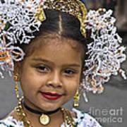 Tembleque Headdress Poster