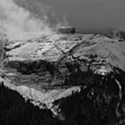 Tempest On Teapot Mountain Poster