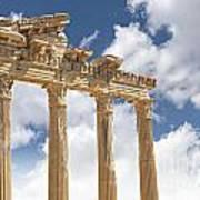 Temple Of Apollo Poster