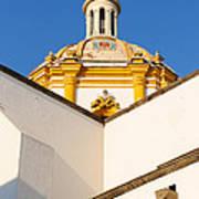 Templo De La Merced Guadalajara Mexico Poster