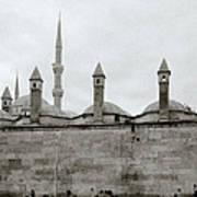 Ten Minarets Poster