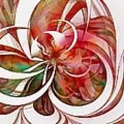 Tendrils 05 Poster by Amanda Moore