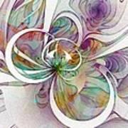 Tendrils 09 Poster by Amanda Moore