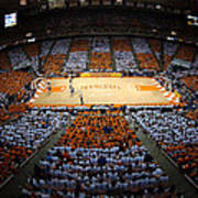 Tennessee Volunteers Thompson-boling Arena Poster