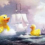 Terror On The High Seas II Poster