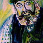 Tevye Fiddler On The Roof Poster