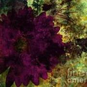 Textured Flora Poster by Ankeeta Bansal