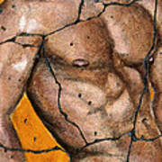 Thaddeus - Study No. 1 Poster