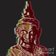 Thai Buddha #3 Poster
