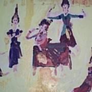 Thai Dance Poster
