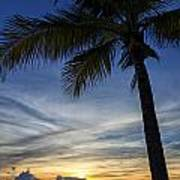 Thailand Sunset Sunrise Poster