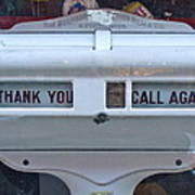 Thank-you Call Again Poster