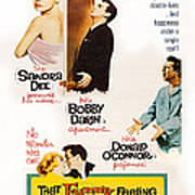 That Funny Feeling, Us Poster Art Poster