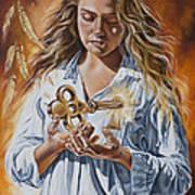 The 7 Spirits Series - The Spirit Of Understanding Poster