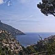 The Amalfi Coast Poster
