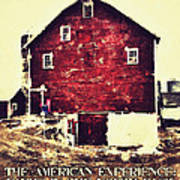 The American Experience Poster
