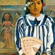 The Ancestors Of Tehamana Or Tehamana Has Many Parents.merahi Metua No Tehamana. Poster