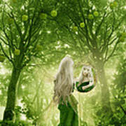 The Apple Fairy Poster