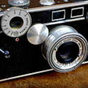 The Argus C3 Lunchbox Camera Poster