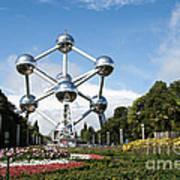 The Atomium Poster
