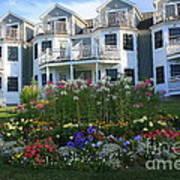 The Bar Harbor Inn - Maine Poster