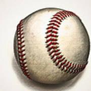 The Baseball Poster