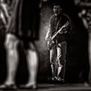 The Bassist Poster