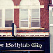 The Bathtub Gin Poster