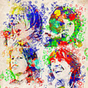 The Beatles 5 Poster