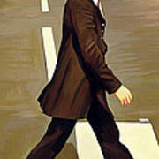 The Beatles Abbey Road Artwork Part 3 of 4 Poster