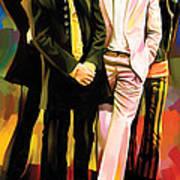 The Beatles Artwork 3 Poster