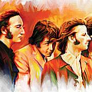 The Beatles Artwork Poster
