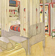 The Bedroom, Published In Lasst Licht Poster