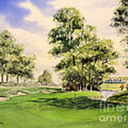 The Belfry Brabazon Golf Course 10th Hole Poster
