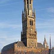 The Belfry Of Bruges Poster