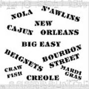 The Big Easy Poster