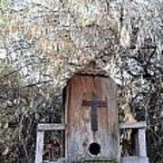The Birdhouse Kingdom - The Olive-sided Flycatcher Poster