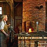 The Blacksmith Poster