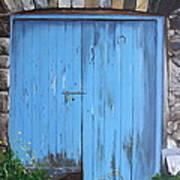 The Blue Door Poster