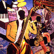 The Blues People Poster
