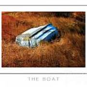 The Boat Poster Poster