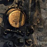The Boiler Gauge Poster