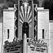 The Boulder Theatre Poster